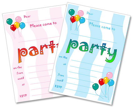 dadcando Doing Party invitations Big Kitchen Science – Invitation for Parties