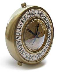 Alethiometer at an angle