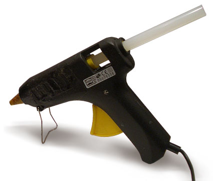 the fabulous glue gun