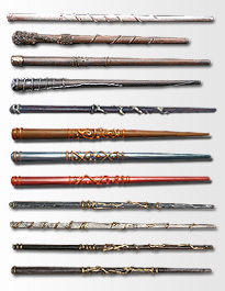 wizards wands models