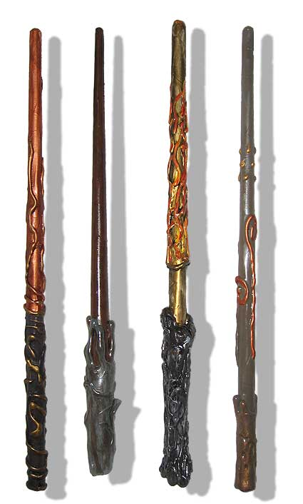 Real Wands The beautif...
