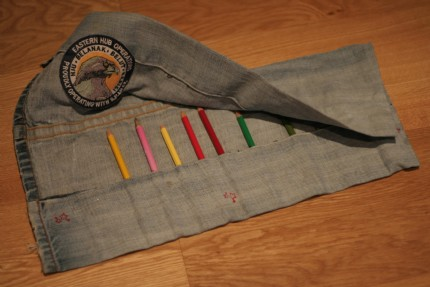 Maddad's Jeans Pencil Roll