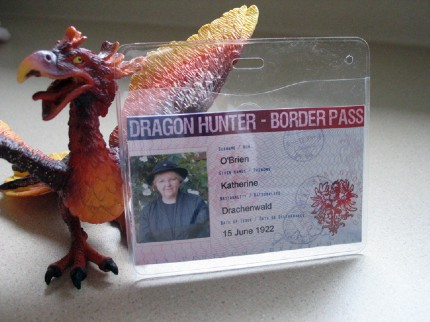 caitriona's Dragon Hunter's Pass
