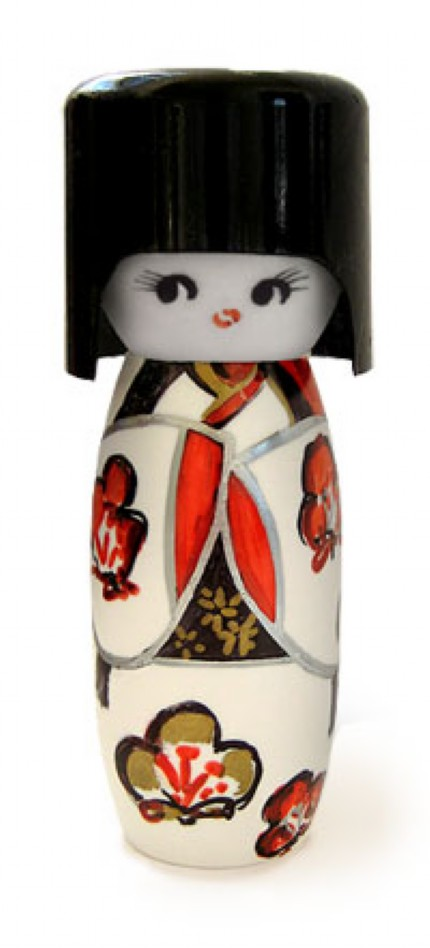 chris's Kokeshi Doll