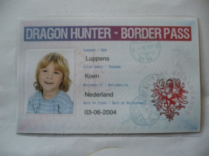 luppie05's Dragon Hunter's Pass