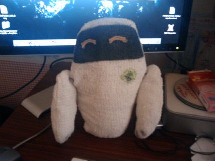 texasmacuser's Make a lovely soft toy EVE